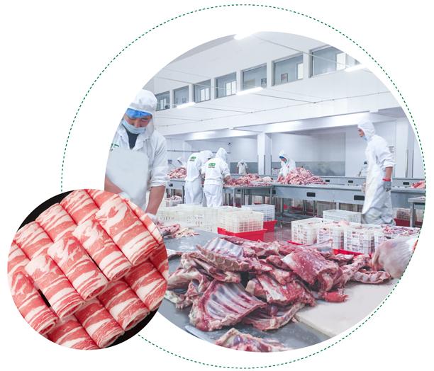 海之隆牛羊肉,严谨加工,只为更好