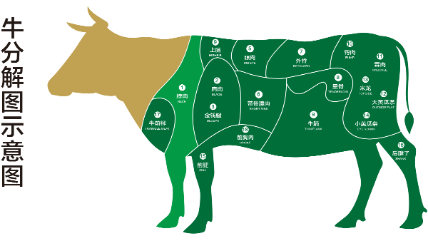 海之隆告诉您,目前火锅肥牛部位肉都肉哪些,怎么使用?