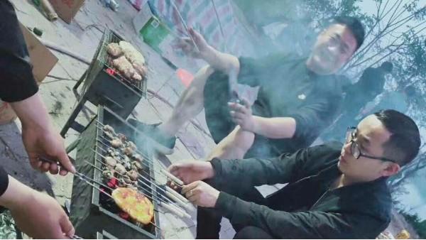 海之隆烧烤聚餐篇