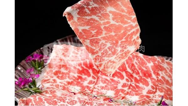 火锅店用的牛肉卷切多厚为好?