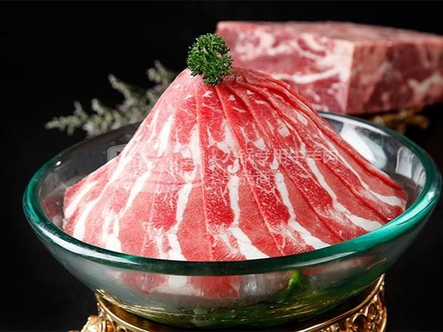 牛羊肉卷怎么缓化才能达到刨切的水准?怎么存放?