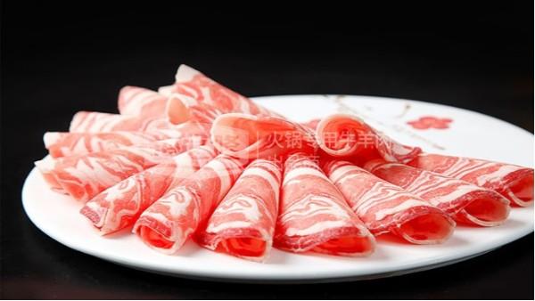 涮羊肉卷为什么散碎?切羊肉卷为什么会碎?