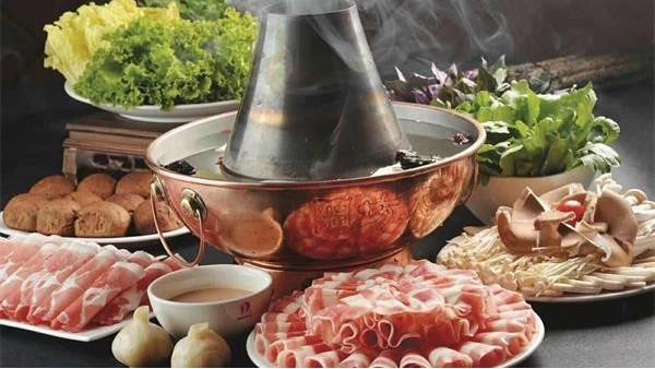 火锅涮羊肉,任性吃一回