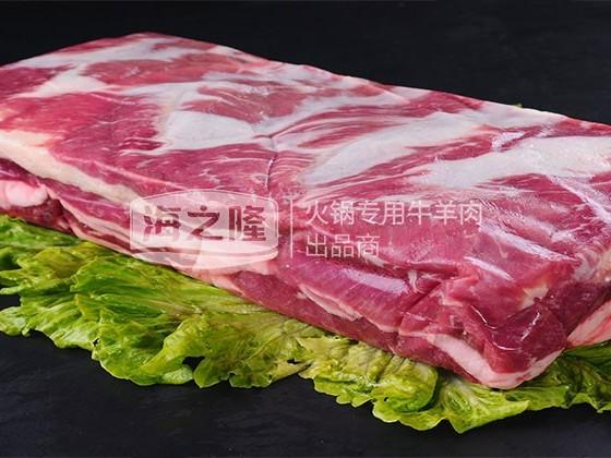 海之隆丨真牛肉卷都有这些特点!