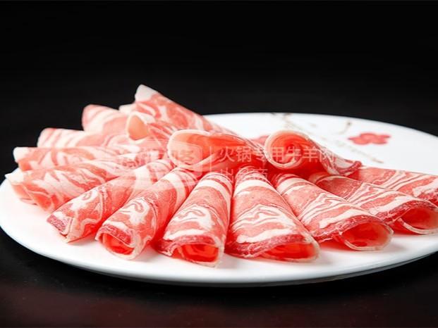 牛羊肉卷——火锅界的杠把子