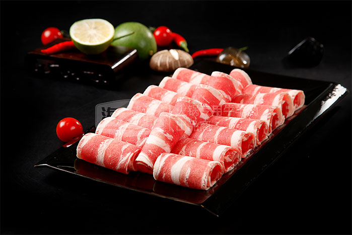 中澳和鑫运动牛肉正官雪牛肉卷