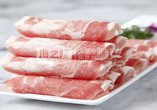 利和鑫-羊后腿肉卷