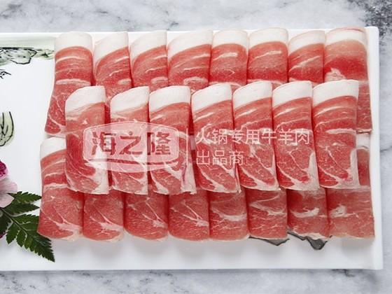 """海之隆丨火锅羊肉卷的""""来龙去脉"""""""