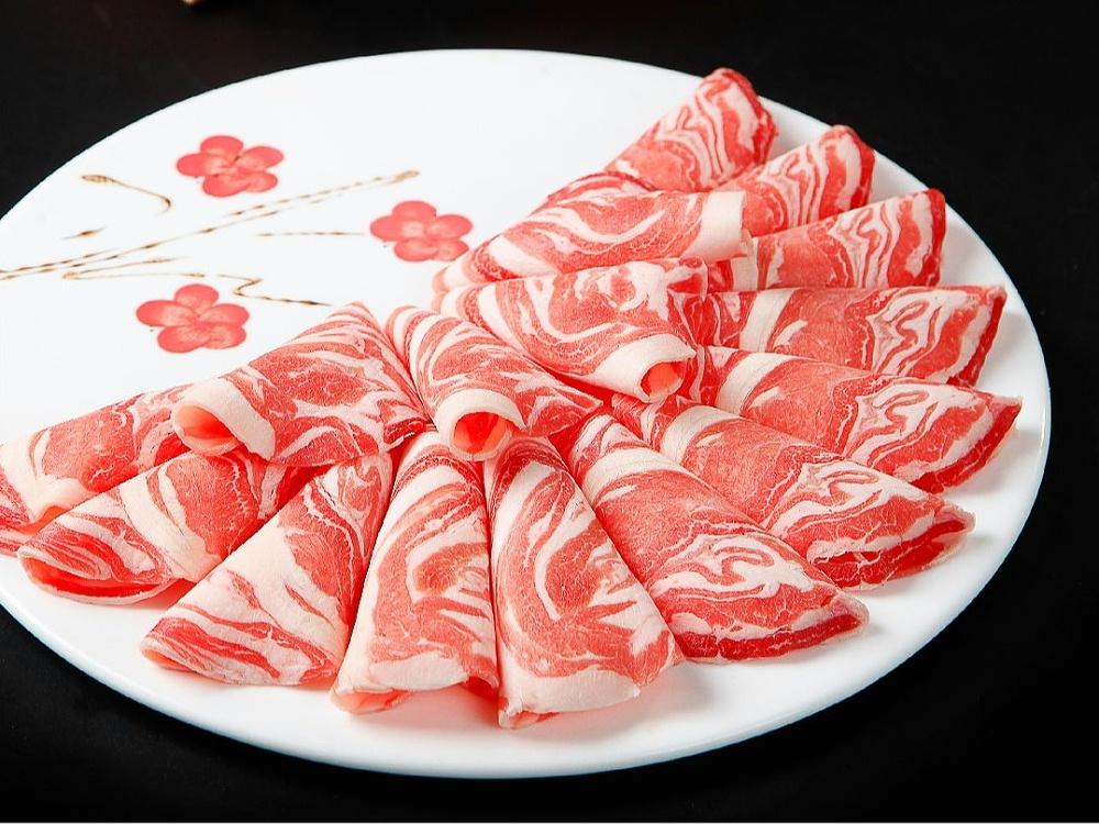 利和鑫草原羊排肉卷