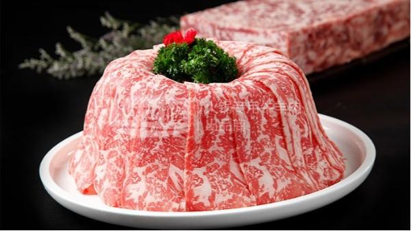 为什么称为雪花肥牛的牛肉卷比普通牛肉卷好吃呢?