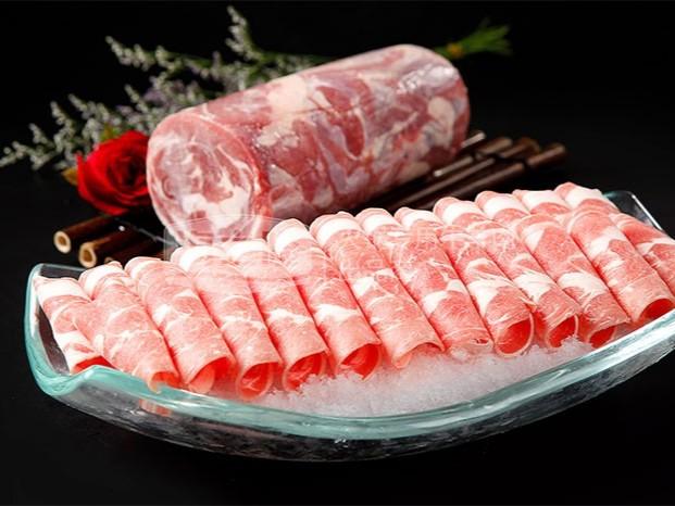 冷冻牛羊肉没有无缘无故的贵,一分价钱一分货!